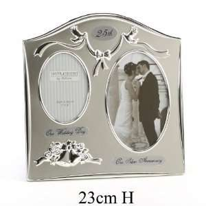 Photo Frame, 25th Silver Wedding Anniversary Gift: Everything Else
