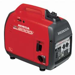 Honda EU2000i 2000 Watt Inverter Portable Generator Great Shape/Super