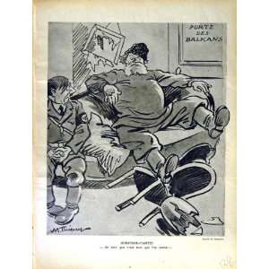 LE RIRE FRENCH HUMOR MAGAZINE WAR MEN HITLER COMEDY: Home