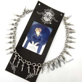 Gackt Necklace / Pendant J POP Gothic Punk Rock vk005