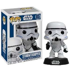 Stormtrooper Pop! Heroes   Star Wars   Vinyl Figure: Toys & Games