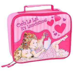 Fancy Nancy Oh La La Hearts Rectangular Lunch Box Kit