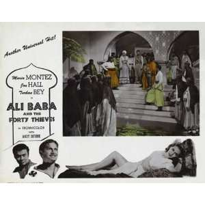 Maria Montez)(Andy Devine)(Kurt Katch)(Frank Puglia): Home & Kitchen
