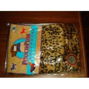 Pooch + Plus Animal Print Vest Large 18 22 Kitchen