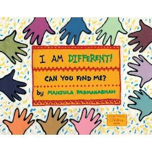 I Am Different! Can You Find Me? (Global Fund for Children