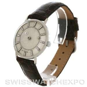 Vacheron Constantin Galaxy Mystery Dial 14K White Gold Diamond Watch