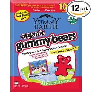 GUMMY BEARS,OG,FAMILY SZ  Grocery & Gourmet Food