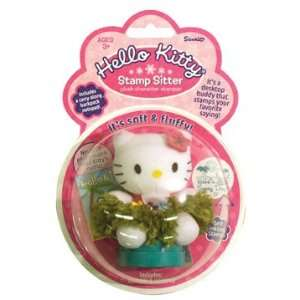Hello Kitty Plush Character Stamper Toys & Games
