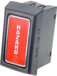Hazard Switch Mercedes Benz 450 sel sl 116 107 Flasher