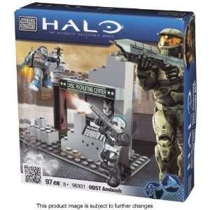 Mega Bloks Halo ODST Ambush Toys & Games