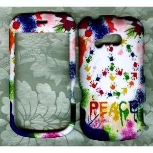 Handprint peace LG 900g straight talk phone cover case