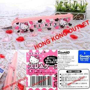 Hello Kitty Cosmetic Pencil Bag Case Sanrio D42a