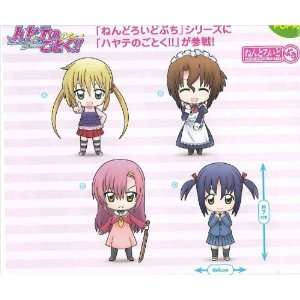Hayate the Combat Butler   Petit Nendoroid Set of 4: Toys