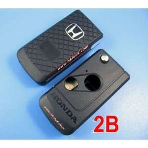 for honda fit odyssey modified remote key shell 2 button+