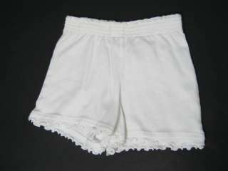 THE CHILDRENS PLACE White Shorts Cotton 4T