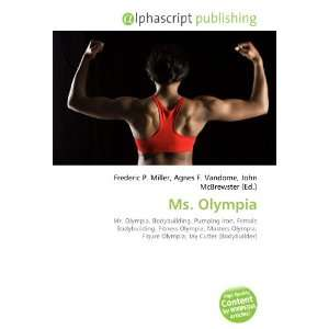 Ms. Olympia (9786134255134): Books