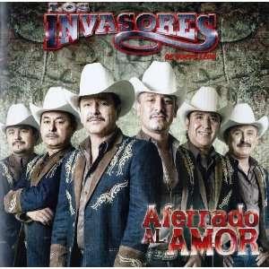 De Nuevo Leon Afferado Al Amor: Los Invasores De Nuevo Leon Afferado