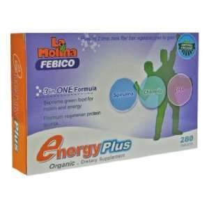 La Molina Febico Energy Plus, 280 Tablet Health