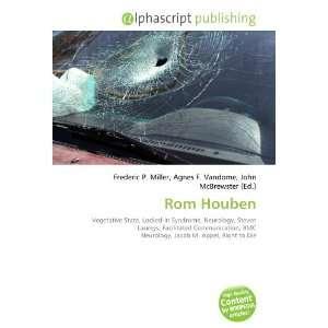 Rom Houben (9786133878303): Books