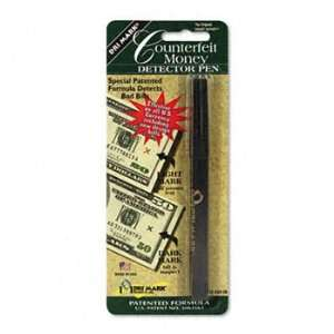 Money Counterfeit Bill Detector Pen for Use w/U.S. Currency