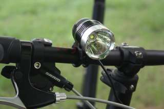 Lumen CREE XML T6 LED Bicycle bike HeadLight Lamp Flashlight Light
