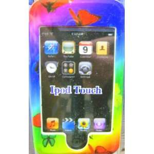 iPod Touch Colorful Butterfly hard case/skin Everything