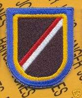 160th Cav Inf Airborne Ranger LRRP LRS flash patch