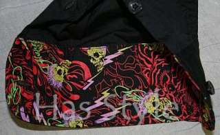Ed Hardy Mens BASIC Dress Shirt Button Poplin NWT L