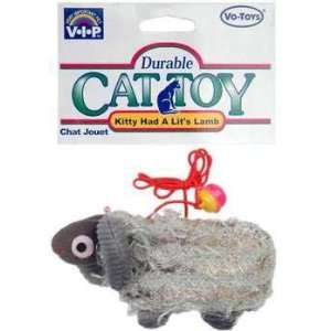 KITTY HAD A LITTLE LAMB CAT TOY