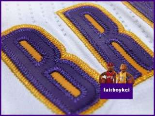 Los Angeles Lakers Kobe Bryant Revolution 30 Authentic Home White