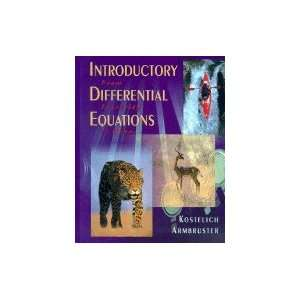 Introductory Differential Equations  From Linearity to Chaos Books