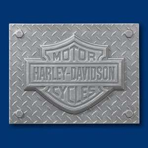 HARLEY DAVIDSON ® Bar & Shield Wall Plaques