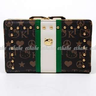 Hello Kitty Funky Divas Wallet Coin Purse Card Case Bag