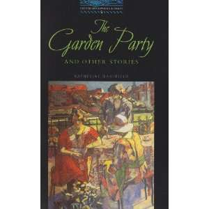 Garden Party and Other Stories Pack (Oxford Bookworms ELT