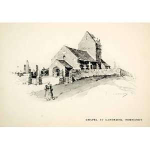 church scenery theodore kautzky original rotogravure home kitchen. Cars Review. Best American Auto & Cars Review