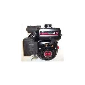 Kawasaki Horizontal 4 HP OHV Engine 3/4 x 2 7/16 #FE120D
