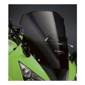 Genuine O.E.M Kawasaki Ninja 650R Sport Screen pt# 214WSC