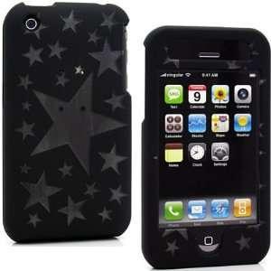 Cuffu   Black Star Laser Cut   Premium Design Case Cover