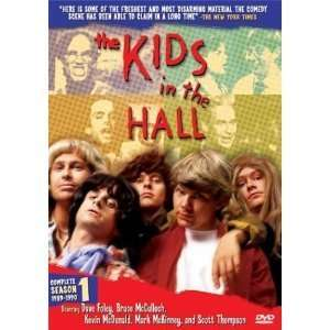 Video The Kids in the Hall Complete Season 1 4 DVD Box Set