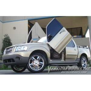 Ford Explorer Sport Trac   Lambo Vertical Doors: Automotive