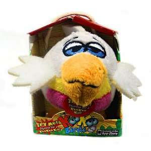 KooKoo Birds 2 Inch Flocked Mini Plush #107 Humungous