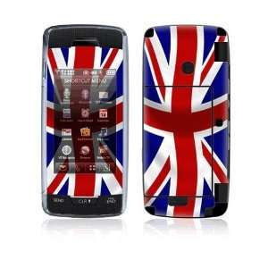 UK Flag Decorative Skin Cover Decal Sticker for LG Voyager