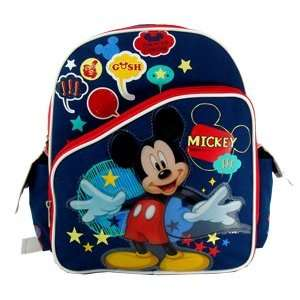 Disney Mickey Mouse Playhouse Kids Toddler Backpack bag Toys & Games