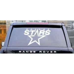 Dallas Stars NHL Vinyl Decal Stickers / 34 X 21.4