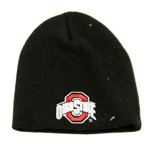 Ohio State Classic Knit Beanie   Black