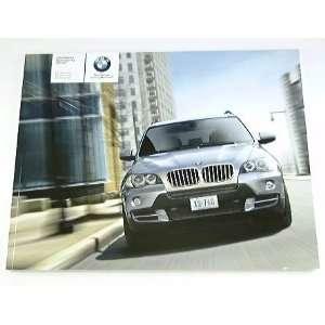 2009 09 BMW X5 Truck SUV BROCHURE xDrive30i xDrive48i