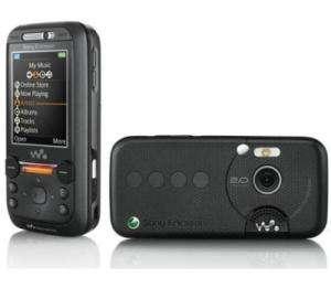 SONY ERICSSON W850i W850 UNLOCKED CELL PHONE Black