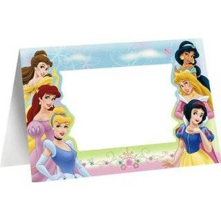 Disney Princess Cinderella & Belle Picture Frame Toys