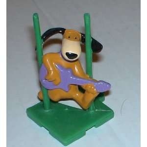 Vintage Kids Meal Premium  Yogi Bear Auggie Doggy