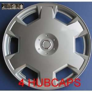 15 Set of 4 Nissan Versa Cube Wheel Cover 15 Inch Silver